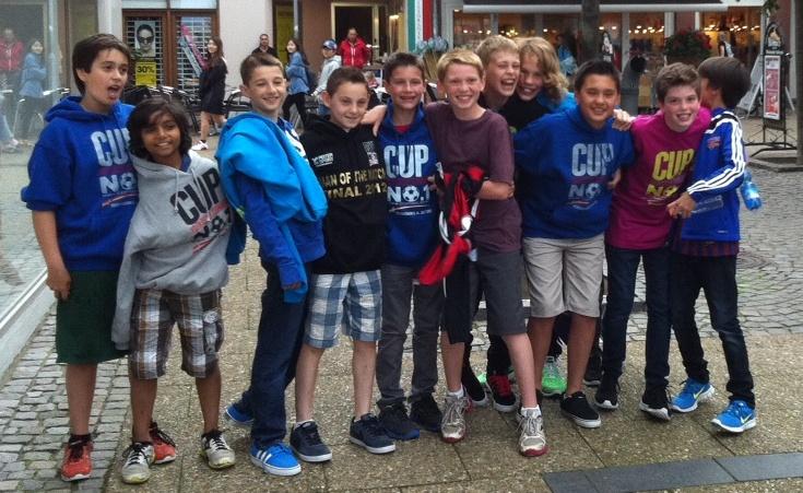 2012 Scandinavia Boys