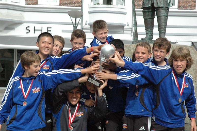 2008 Scandinavia Boys