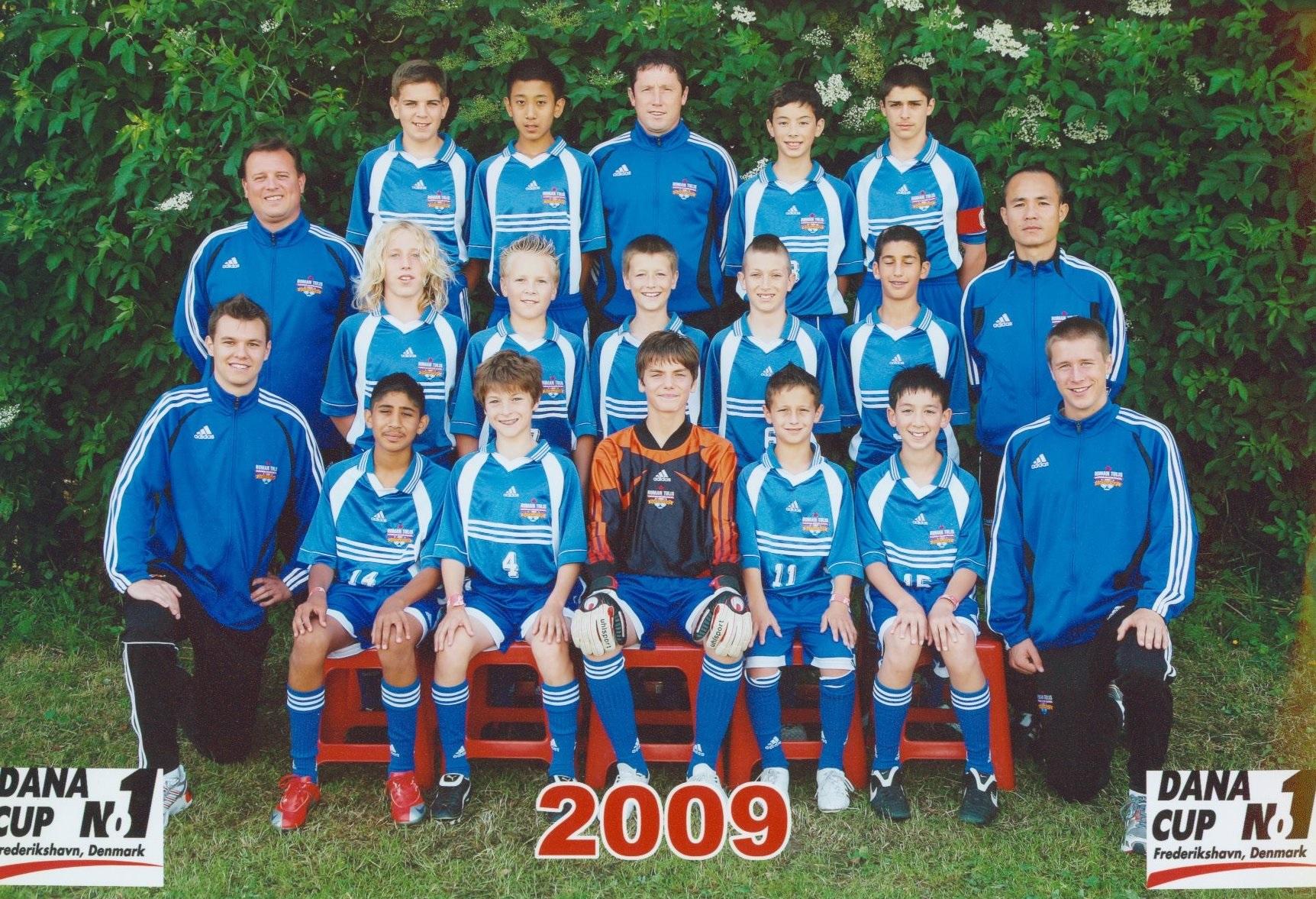 2009 Scandinavia Boys