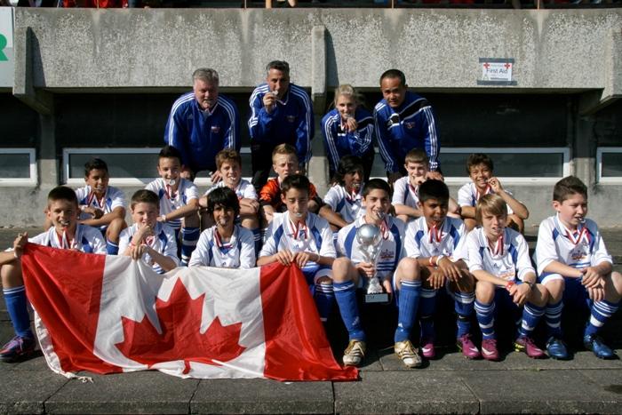 2011 Scandinavia Boys