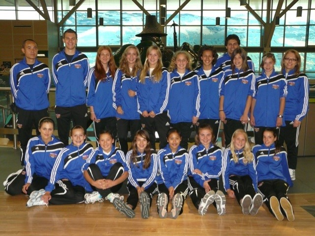 2010 Scandinavia Girls