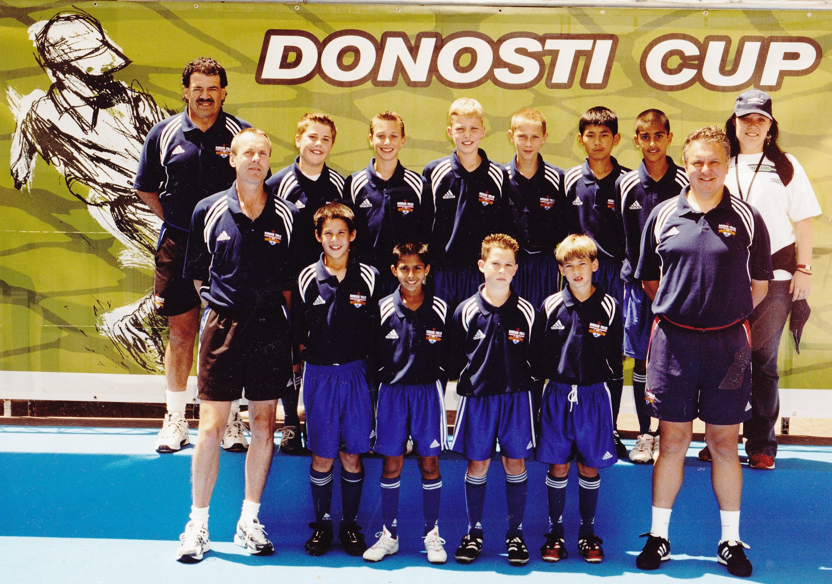 2002 Spain Tour